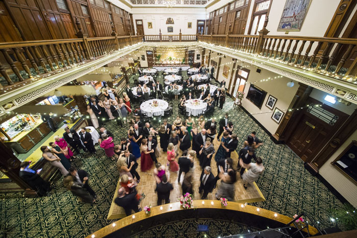 tattersalls club wedding